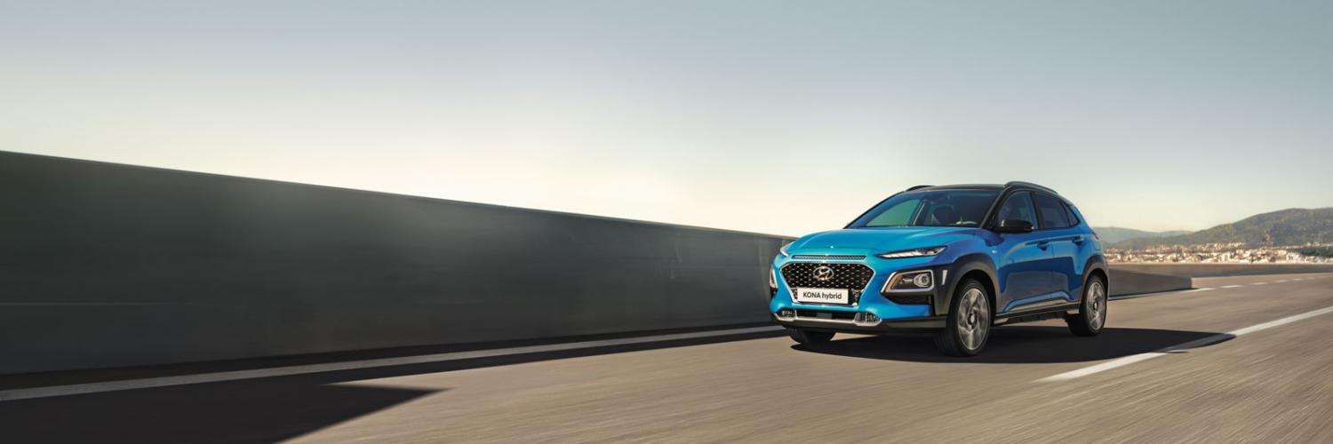 Hyundai KONA electric Full-Service-Leasing
